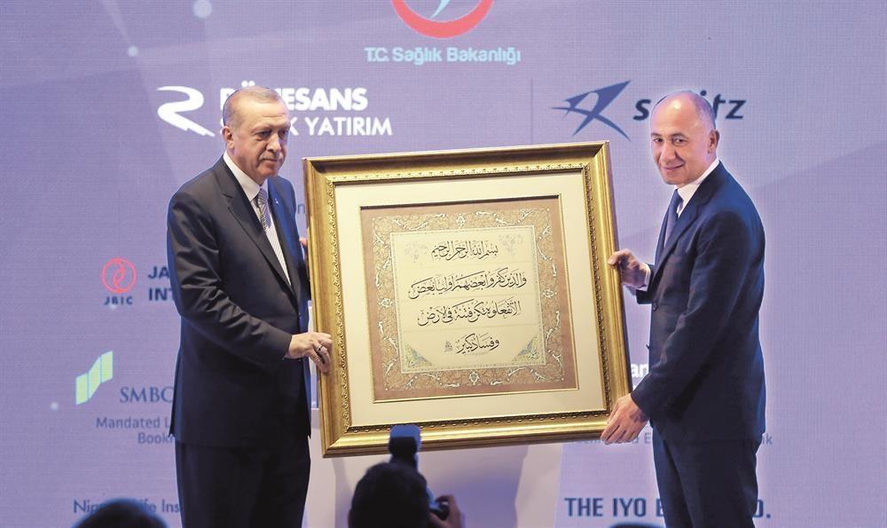 Erdoğan-Putin masaya oturdu Rönesans Holding'e dev ihale çıktı ...