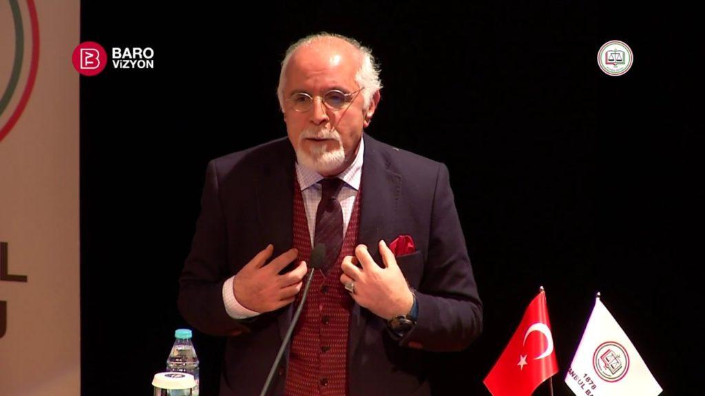 İstanbul Baro Başkanı Mehmet Durakoğlu