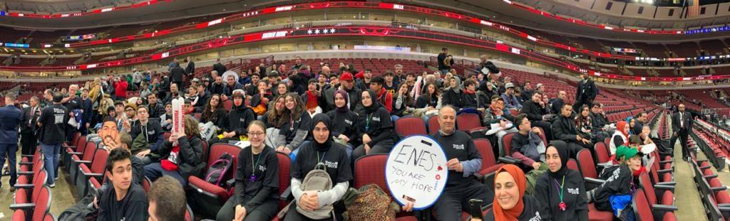 Enes Kanter'in 1 milyon imza kampanyasına izleyicilerinden destek 6