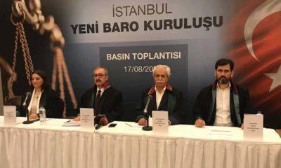 çoklu baro İstanbul 2 Nolu Barosu