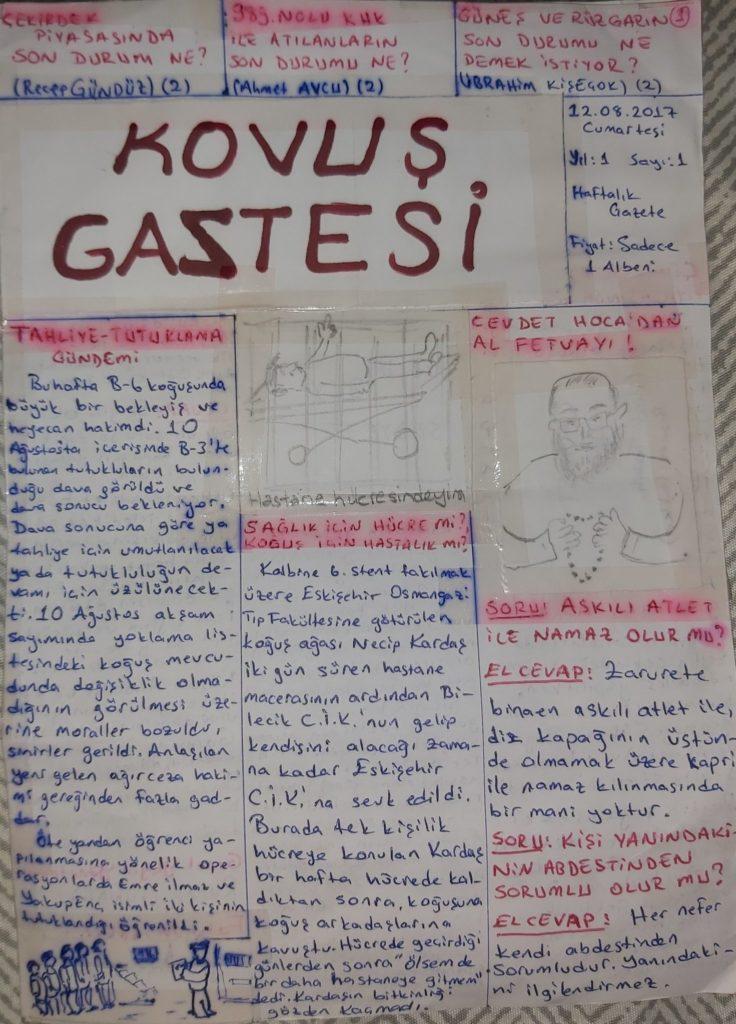 Cezaevinin nabzı 'Kovuş Gaztesi'nde atıyor: Çekirdek piyasasında son durum ne? 4