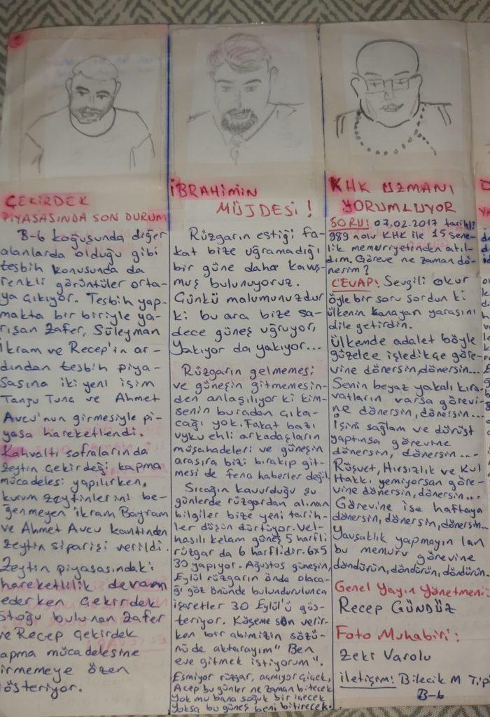 Cezaevinin nabzı 'Kovuş Gaztesi'nde atıyor: Çekirdek piyasasında son durum ne? 5