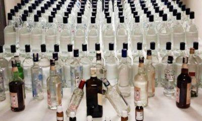 sahte içki