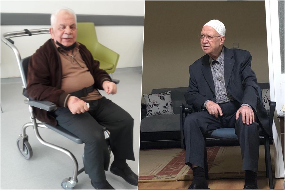 82 yaşındaki emekli imam Halil Karakoç da tutuklandı 3