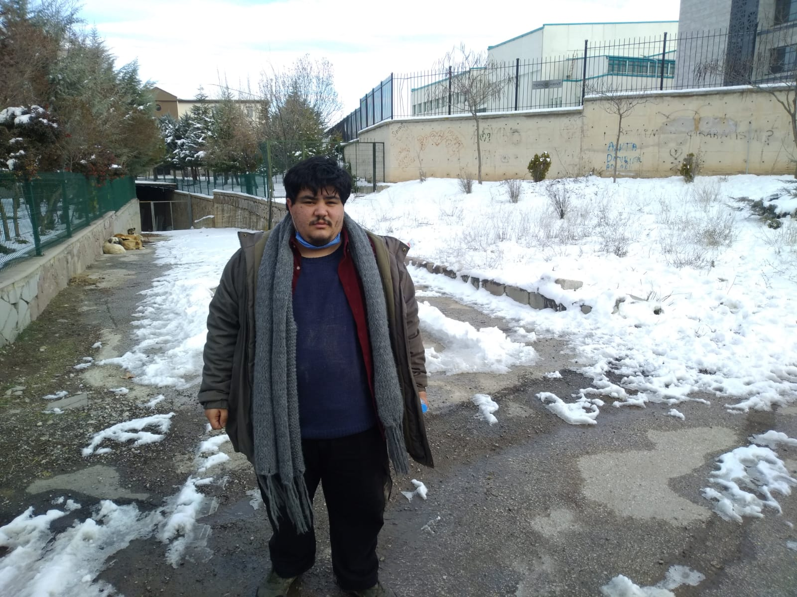 Kaçırılan öğrenci Ali Berke Ayduğan