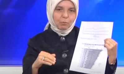 AKP'li eski vekil Hüsnüye Erdoğan